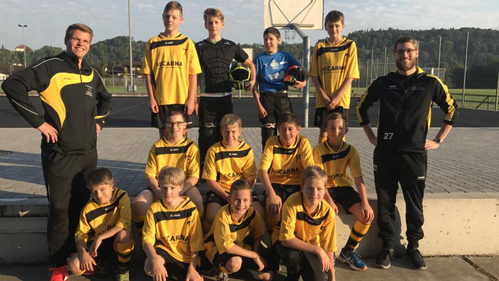 Junioren C Oberuzwil 2017