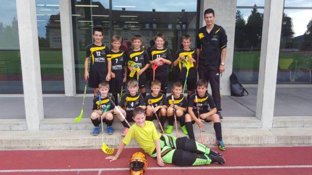 Junioren D Wattwil 2016-17