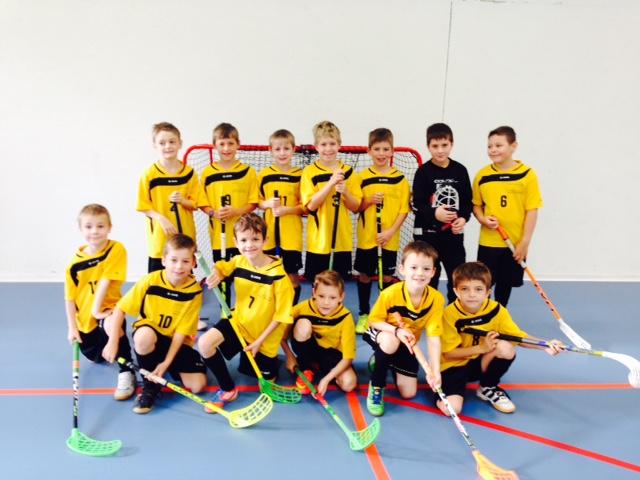 Junioren E, Saison 2014-15