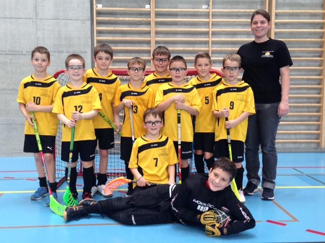 Junioren E, Saison 2015-16